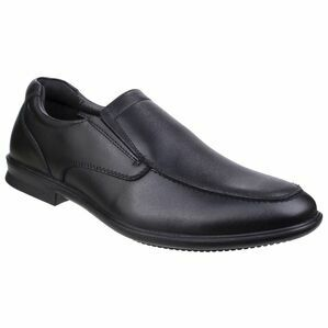 Hush Puppies Cale Slip On Shoe in Black