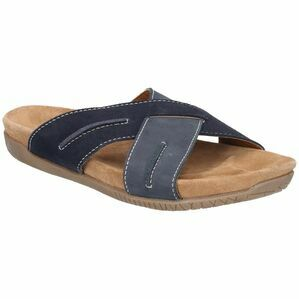 Hush Puppies Gizmo Mule Casual Cross Open S in Navy/Blue