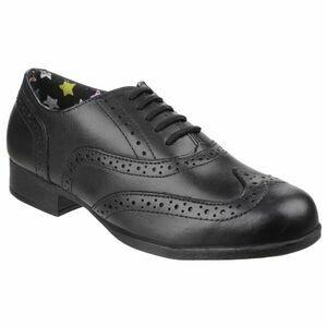 Hush Puppies Kada Back To School Shoe in Black