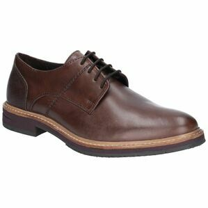 Hush Puppies Pointer Lace Up Shoe in Bordo