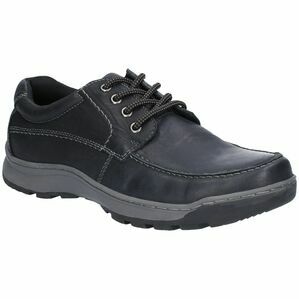 Hush Puppies Tucker Lace Shoe in Black