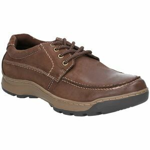 Hush Puppies Tucker Lace Shoe in Brown