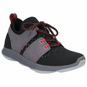 Hush Puppies World BounceMax Lace Up Traine in Black