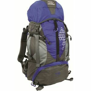 Highlander Summit 40 Rucksack - Blue