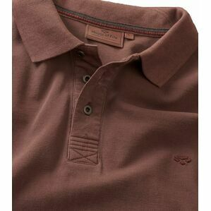 Hoggs Anstruther Short Sleeved Polo Shirt - Red