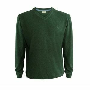 Hoggs Stirling V Neck Pullover - Green