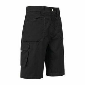 Castle TuffStuff Endurance Ripstop Work Shorts - Black