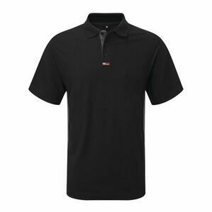 Castle TuffStuff Polo Shirt - Black