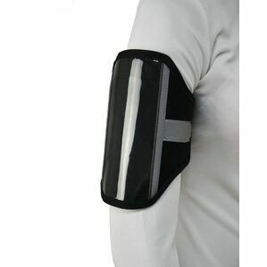 HyVIZ Armband Mobile Phone Holder - Silver