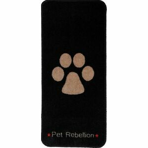 Pet Rebellion Stop Muddy Paws Dog Mat
