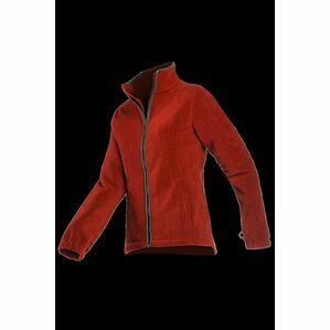 Baleno Sarah Ladies Fleece Jacket - Brick 768B