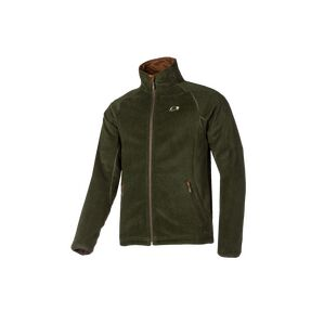 Baleno Watson Waterproof Fleece Jacket - Green Khaki 893B
