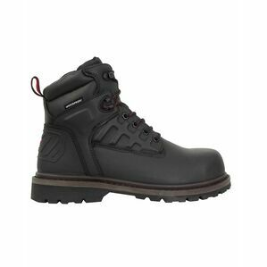 Hoggs Hercules Safety Lace-Up Boots - Black