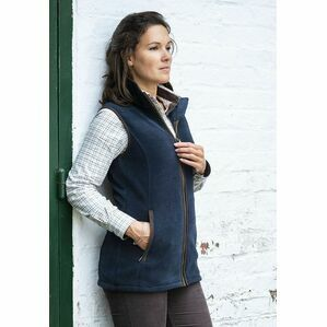 Baleno Women's Fairway Fleece Gilet - Navy