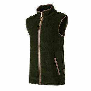 Baleno Women's Highfield Khaki Fleece Gilet