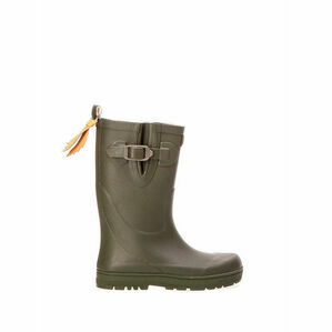 Aigle Child\'s Woodypop Kaki Wellies