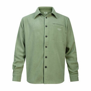 Hoggs Highlander Micro Fleece Shirt - Lovat