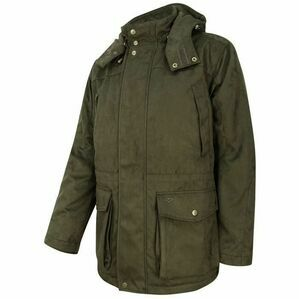 Hoggs Rannoch Waterproof Shooting Jacket - Brown