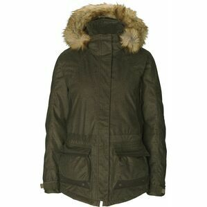 Seeland North Lady Jacket - Pine Green