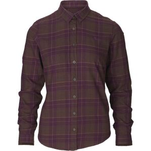 Seeland Range Ladies Red Check Shirt