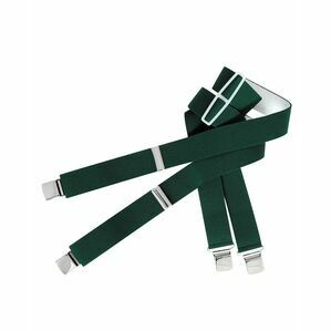 Hoggs Heavy Duty Trouser Braces - Green