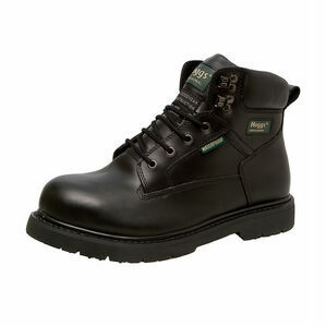 Hoggs Saturn Waterproof Safety Boot - Black