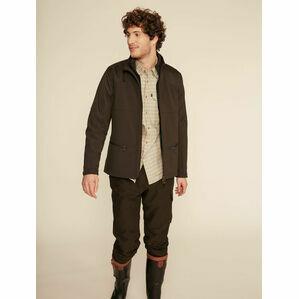 Aigle Men\'s Benyl Shell Jacket - Brown