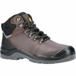 Amblers Safety AS203 Laymore Water Resistant Boot in Brown