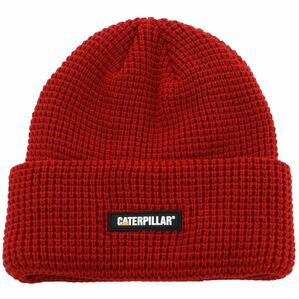 Caterpillar Chilli Grid Watch Beanie