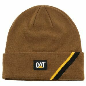 Caterpillar Power Shift Beanie in Krag