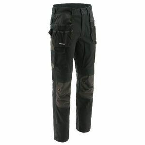 Caterpillar Essentials Knee Pocket Work Trouser in Black