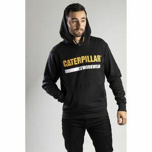 Caterpillar Essentials Hoodie in Black