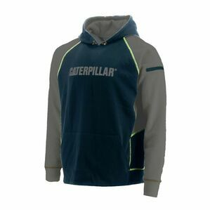 Caterpillar Apollo Work Hoodie in Dark Shadow
