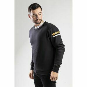 Essentials Crew Neck Sweater in Black