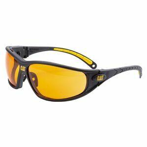 Caterpillar Tread Protective Safety Glasses in Orange