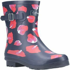 Badminton Wellington Boots in Petal