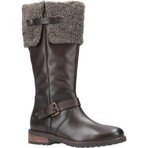 Cotswold Oaksey Long Boot in Brown