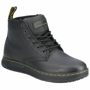 Dr. Martens Amwell Non-Slip Lace Up Safety Boot in Black