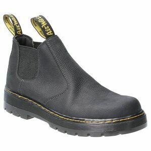 Dr. Martens Hardie Slip-On Chelsea Boot in Black