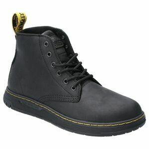 Dr. Martens Ledger S1P Lace Up Safety Boot in Black