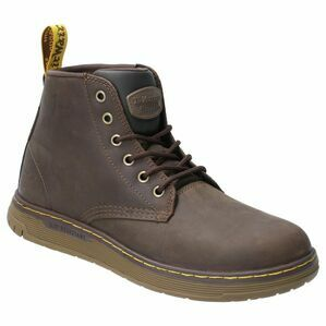 Dr. Martens Ledger S1P Lace Up Safety Boot in Brown