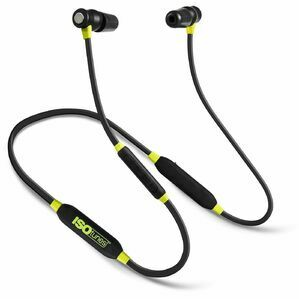 ISOtunes XTRA IT02 Professional Noise-Isolating Earbuds in Black/Yellow