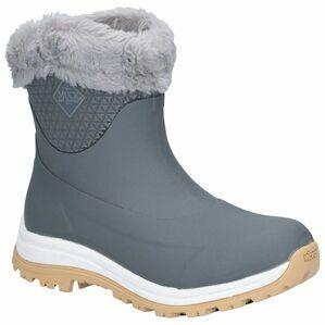 Muck Boots Arctic Après Short Boot in Grey
