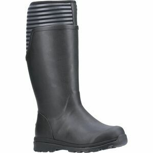 Muck Boots Cambridge Tall Wellington Boot in Black/Charcoal Grey