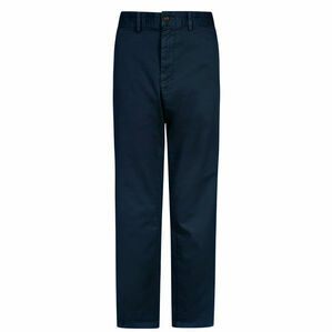 Hoggs of Fife Beauly Chino Trousers in Navy