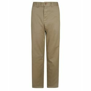 Hoggs of Fife Beauly Chino Trousers in Stone