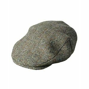 Hoggs of Fife Harris Tweed Men\'s Cap