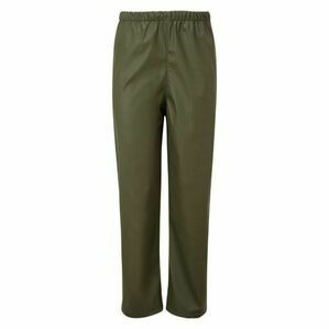 Castle Clothing Child's Splashflex Trouser in Olive Green