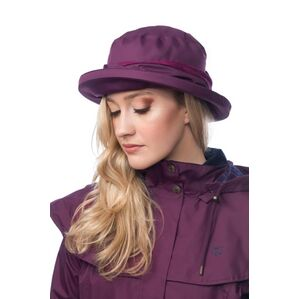 Target Dry Lighthouse Canterbury Women\'s Cloche Hat in Plum