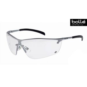 Bisley Bolle Silium Clear Lens Glasses